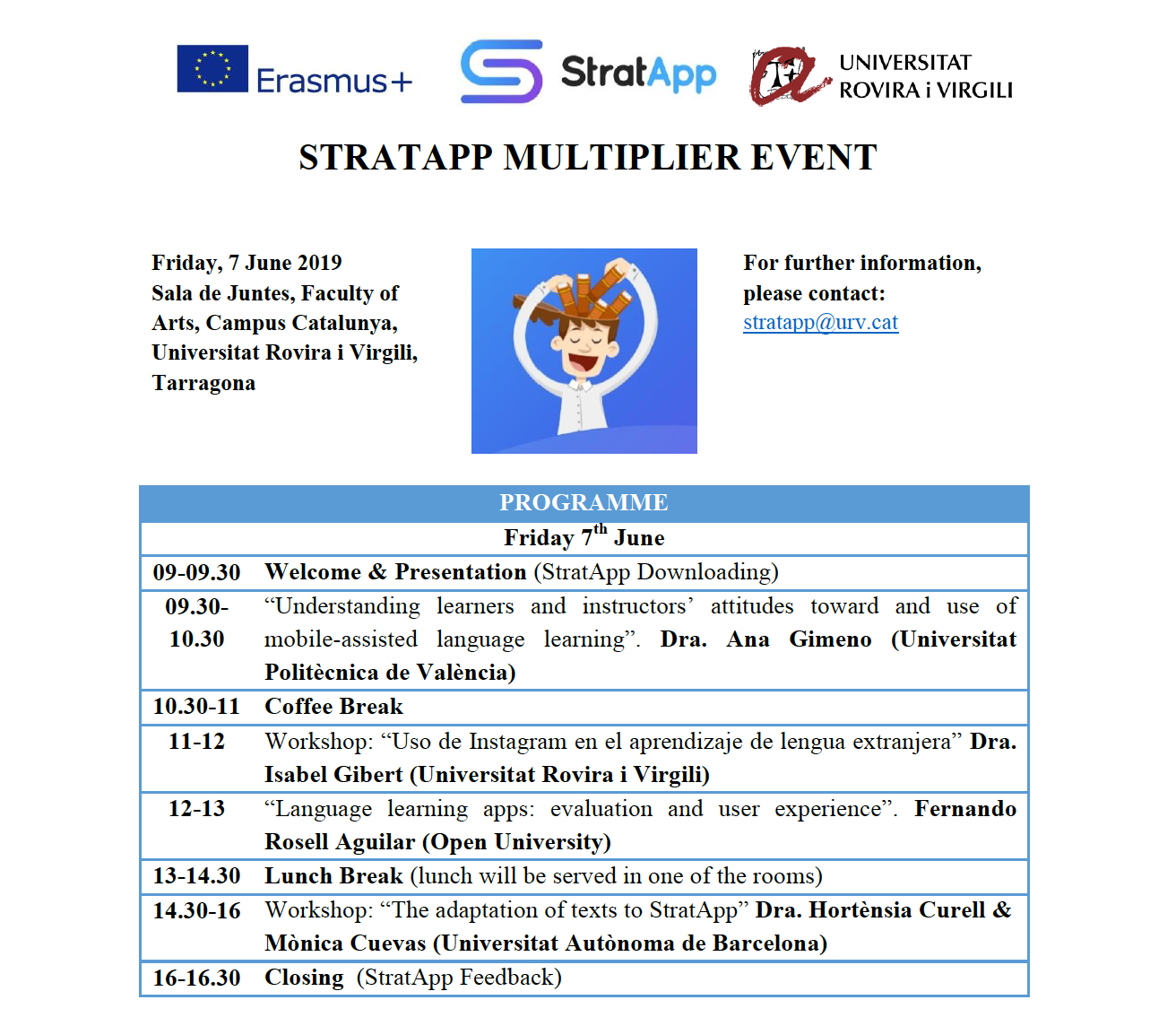 STRATAPP MULTIPLIER EVENT