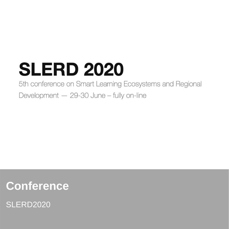 Conference - SLERD2020