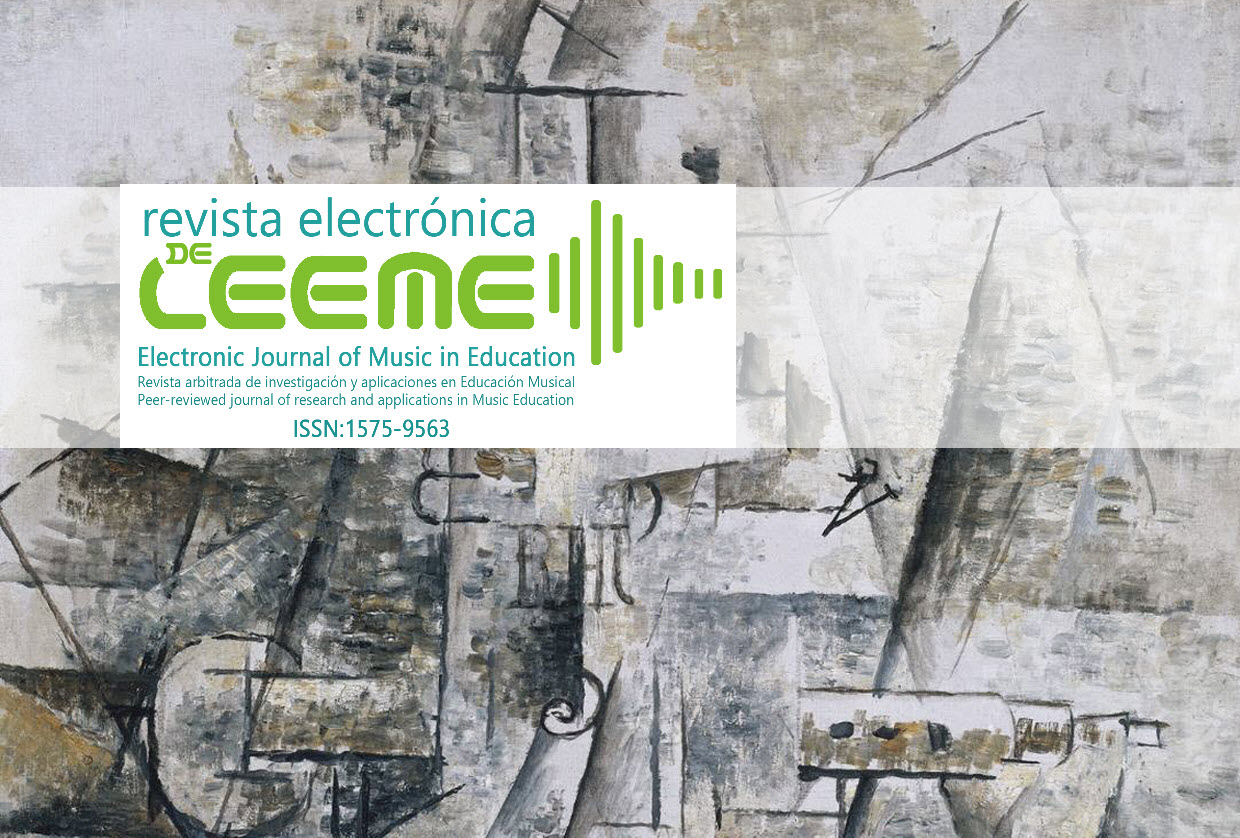 New publication - Revista Electrónica de LEEME
